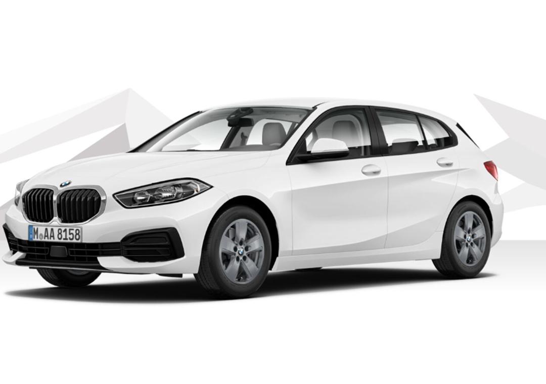 BMW 118d – Hatch Advantage