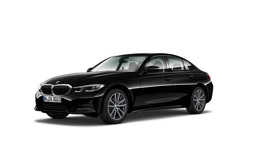 BMW 320d xDrive Sedan Sport Line