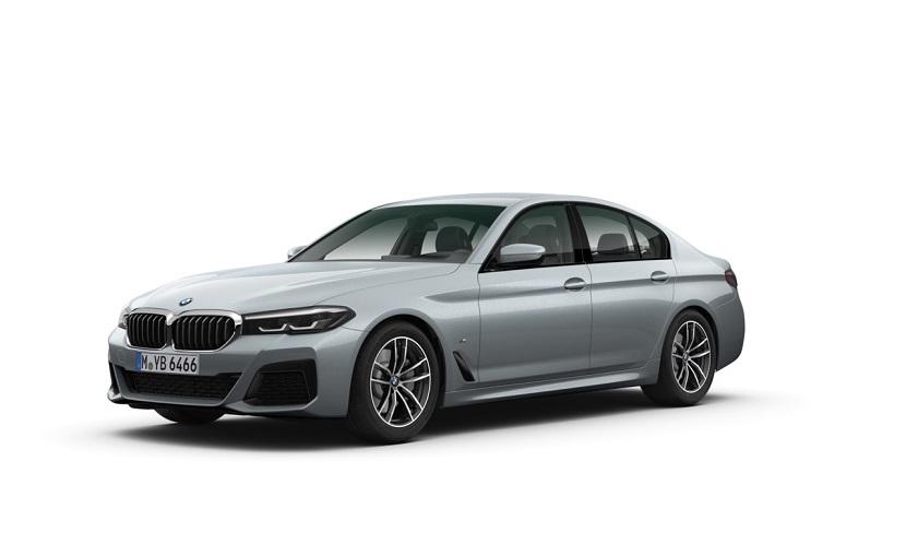 BMW 520d xDrive Sedan