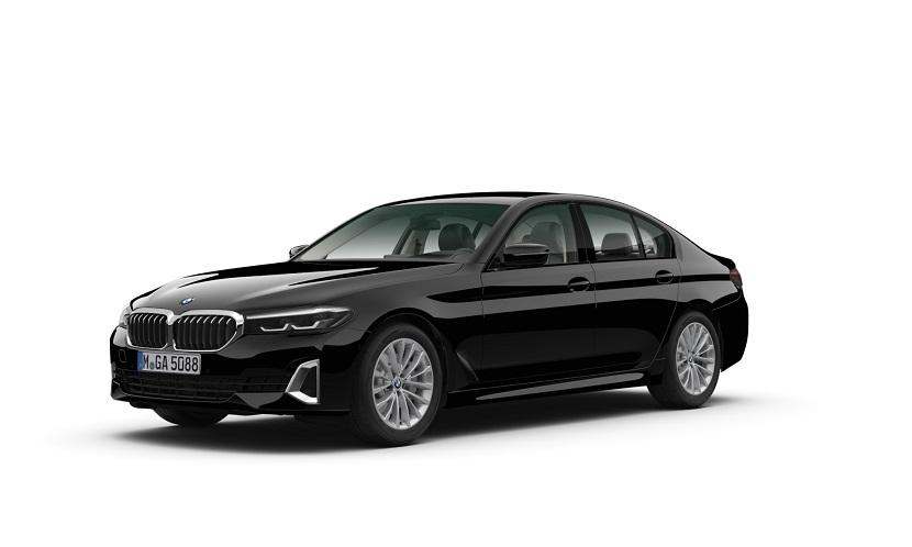 BMW 520d xDrive Sedan Luxury Line