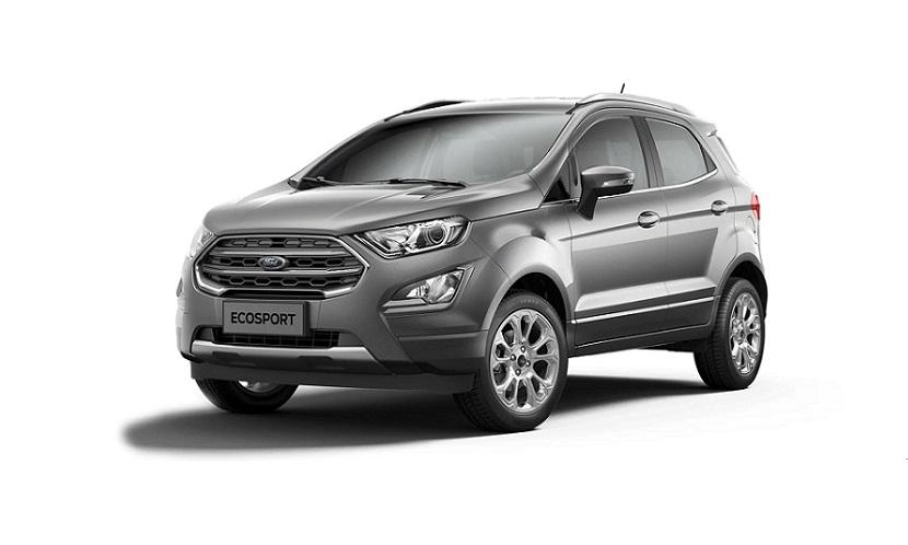 Ford EcoSport Titanium 1.0L
