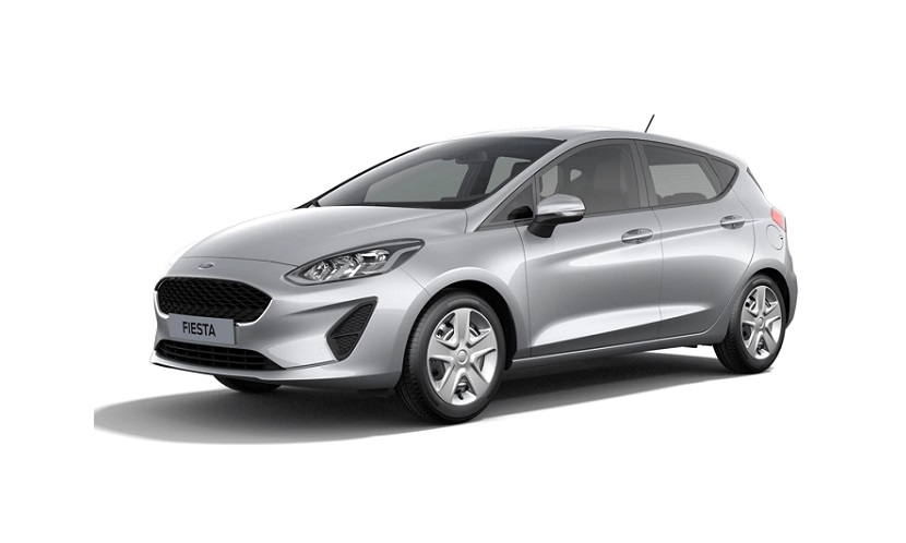 Ford Fiesta Trend Connected 1.0L