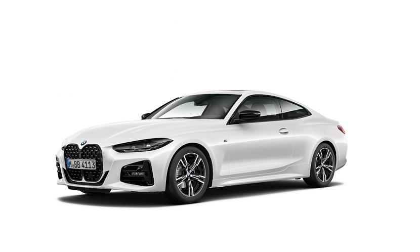 BMW 420d xDrive Coupe M Sport